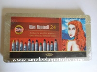 Wax Aquarell 24 ks